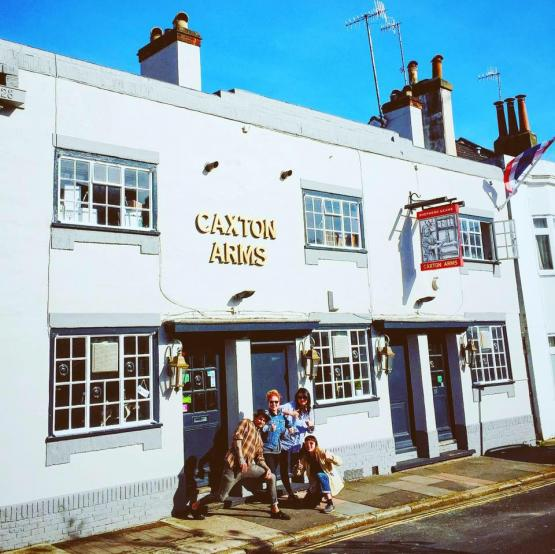 Caxton Arms, Brighton